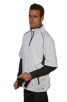 Wind Stretch Club Golf Windshirt