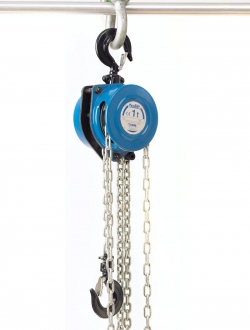 Manual Chain Hoist - TRALIFT