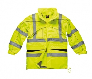 High Visibility 3 in 1 Jacket