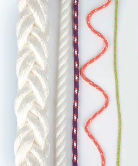 Lanex Polyester Ropes