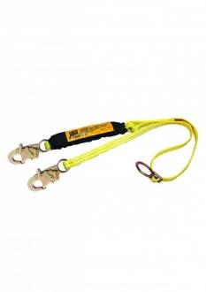 KE51221950 Shock Absorbing Lanyards - EZ-Stop™ II Tie-Back
