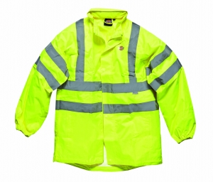 High Visibility Lightweight Jacket