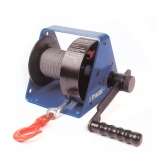 Manual Drum Winch (Hoist caRol� SERIES TR)