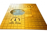 Safety Pad II FR for Rotary Table