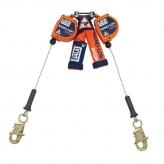 3500242 2.4m Nano-Lok� Edge Twin Leg with Snap Hook