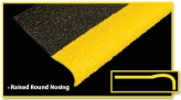 Safeguard - Raised Round Nosing Step Cover