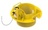IN-2287 40-45cm manhole collar