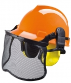 V-Gard Safety Helmet