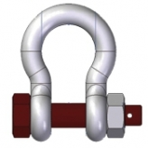 Gunnebo� Anja Lifting Standard Shackle No 855/854