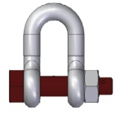 Gunnebo� Anja Lifting Standard Shackle (Dee Shackles)