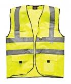 High Visibility Technical Waistcoat