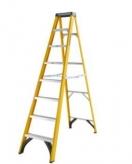 52744818 S400 Fibreglass Stepladder 8 Tread