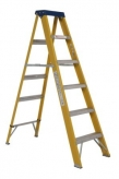Youngman S400 GRP Trade Stepladders