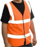 Hi-Viz Flame Retardant Vest