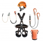 WK11 Riggers Tower Climbing Kit