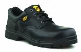CAT Rig Black Full Grain Safety Shoe