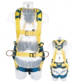 1112963 Delta™ Comfort Harness with Belt & Pass-Thru Buckles (Extra Large Size)