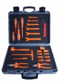 25 Piece Premium Insulated Tool Kit - For Live Line Working & Electrical Safety