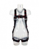 1161639, 1161640, 1161641 Protecta Standard Vest Style Fall Arrest Harness with horizontal legs