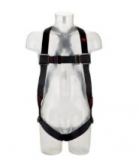 1161600, 1161601, 1161602 Protecta Standard Vest Style Fall Arrest Harness