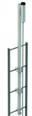 6116280 Ladder Safety Systems Top Bracket - Galvanised for 9.5mm Cable