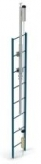 6116278 Ladder Safety Systems Top Bracket - Galvanised - 8mm Cable