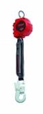 3100418 1.9m Rebel SRL - Single Leg Snap Zinc Plated Snap Hook
