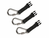 Squids® 3025 Accessory Pack Retractables - SS Karabiners