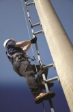 6110XXX Ladder Safety Systems 9.3mm Galvanised Cable