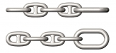 5 Link Adaptor Chain