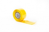 "1500045 Python Quick Wrap Heavy Duty 1"" - Yellow - 10 Rolls"