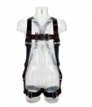 1161642, 1161643, 1161644 Quick Connect Protecta Standard Vest Style Fall Arrest Harness with horizontal legs
