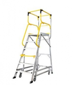 13406 Mobile Safety Steps 6 Tread