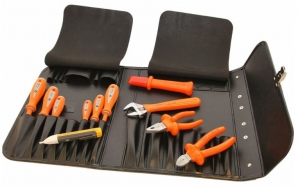 Electrical Premium Insulated Tool Kit - 11 Pieces - Live Line Working
