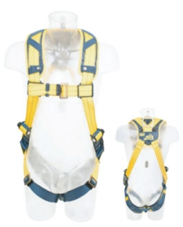 1112956 Delta™ Comfort Harness with Pass-Thru Buckles (Small Size)