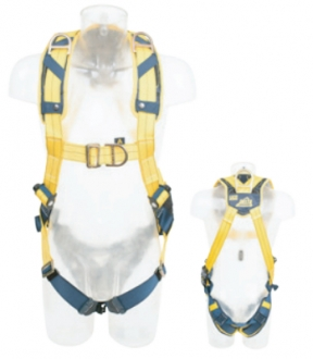 1112951 Delta™ Comfort Harness with Pass-Thru Buckles (Extra Large Size)