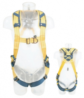 1112946 Delta™ Comfort Harness with Pass-Thru Buckles (Universal Size)