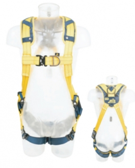 1112952 Delta™ Comfort Harness with Quick-Connect Buckles (Universal Size)