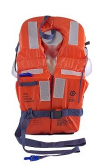 Eval - Foldable Foam Lifejacket - 150N