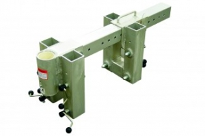 8562285 Advanced™ Adjustable Barrel Mount Sleeve Davit Base