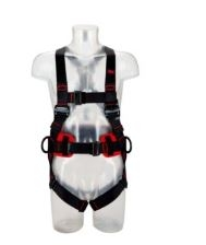 1161624, 1161625, 1161626 Protecta Comfort Belt Style Fall Arrest Harness