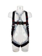 1161615, 1161616, 1161617 Quick Connect Protecta Standard Vest Style Fall Arrest Harness
