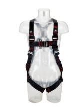 1161621, 1161622, 1161623 Protecta Standard Vest Style Fall Arrest Harness