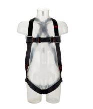 1161600, 1161601, 1161602 Protecta Standard Vest Style Fall Arrest Harness
