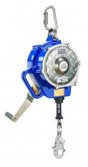 3400956 SALA 15m Sealed Inertia Reel with Rescue Winch
