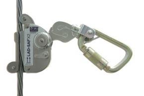 6160047 Lad-Saf® Traveller X2 with Stainless Karabiner